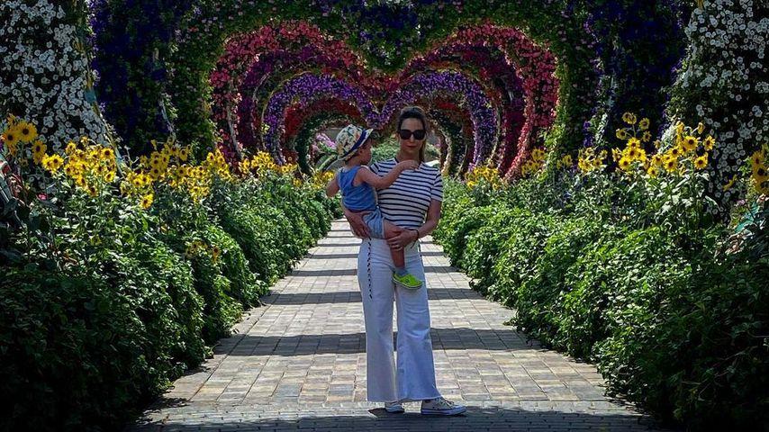 Sila Sahin in Dubai im Juni 2021