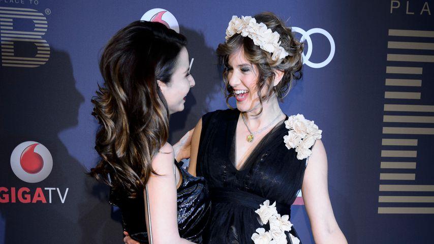Sila hat gelacht: Isabell Horns Baby heißt echt wie ihr Hund