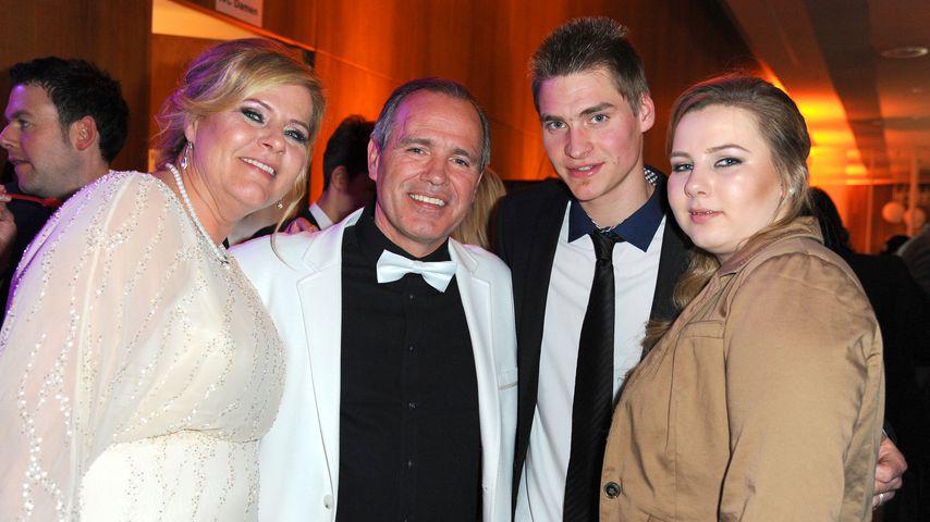 Silvia Wollny, Harald Elsenbast, Peter Heck, Sarafina Wollny
