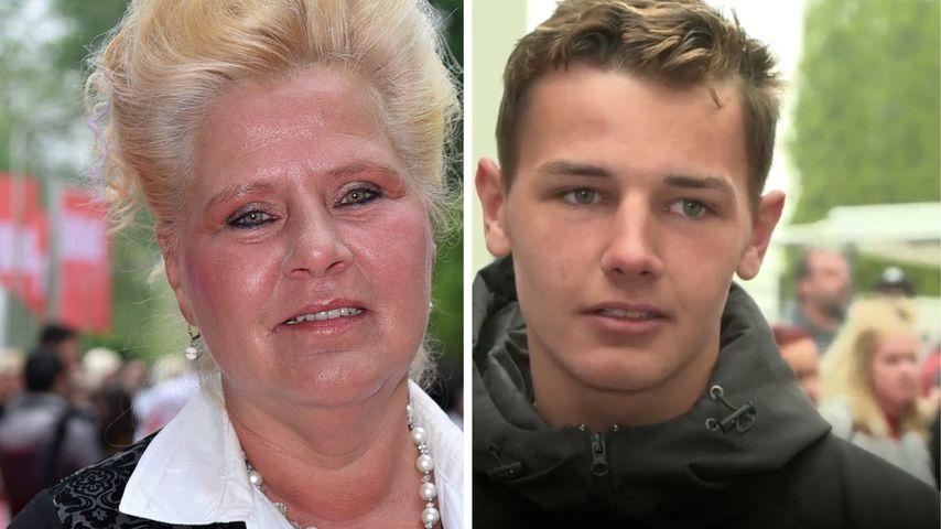Familien-Drama? Silvia Wollny nimmt Enkel Justin (18) auf