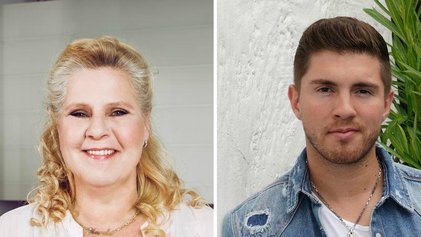 """Promi Big Brother""-Siegerin Silvia Wollny steht hinter Joey"