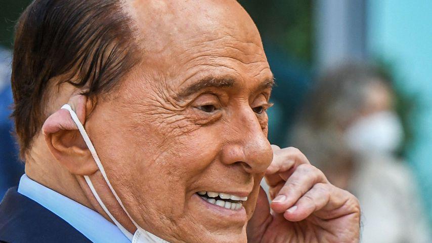Silvio Berlusconi im September 2020