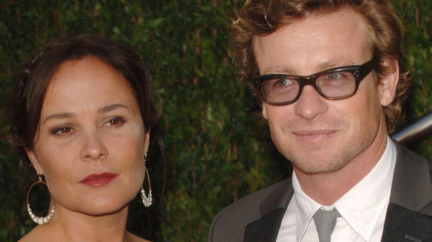 """The Mentalist""-Star Simon Baker mit seiner Ex-Frau Rebecca Rigg"