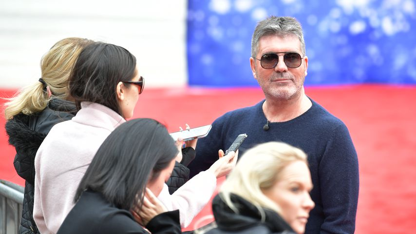 "Simon Cowell, ""Britain's Got Talent""-Juror"