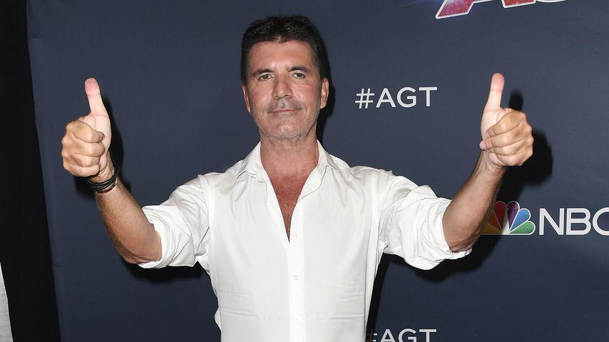 Simon Cowell im September 2019