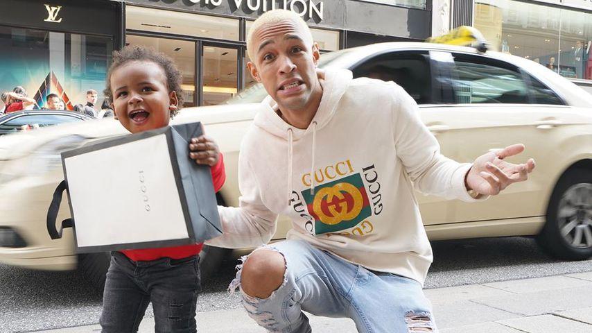 Huch! Hat YouTube-Star Simon Desue etwa längst einen Sohn?