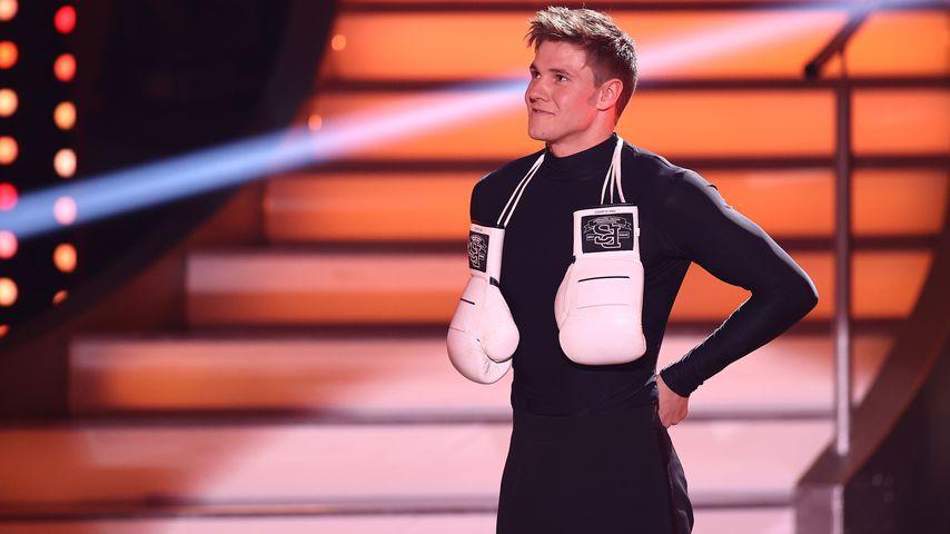 """Durch """"Let's Dance"""" abgenommen: Für Simon ist es sogar gut!"""
