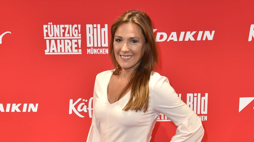 Simone Ballack bei einem Event in München