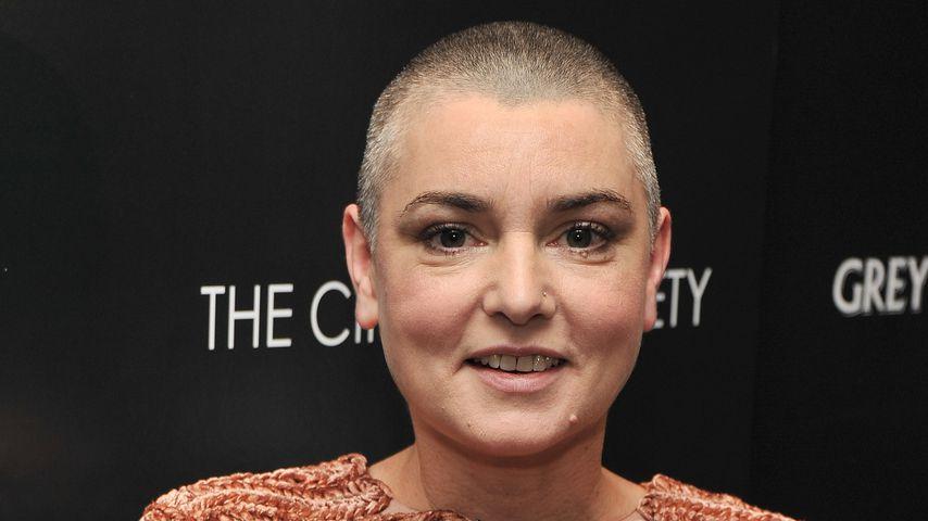 Tournee erst 2022: Sinéad O'Connor macht eine Suchttherapie