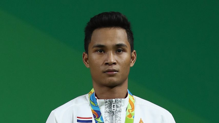 Sinphet Kruaithong, Gewichtheber