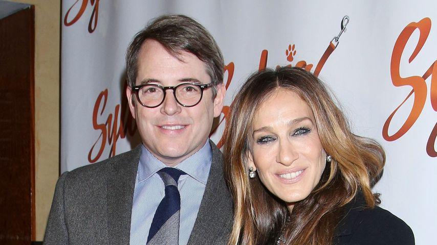 Matthew Broderick: So tickt Sarah Jessica Parker zu Hause