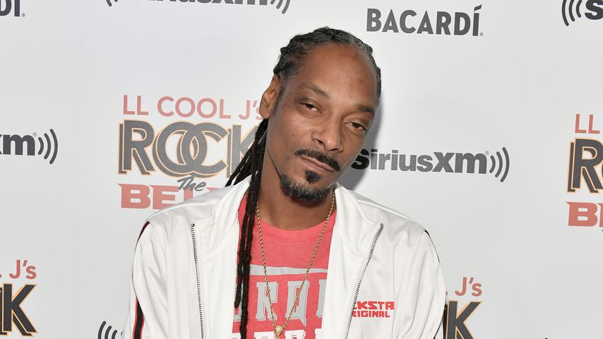 Snoop Dogg in Los Angeles