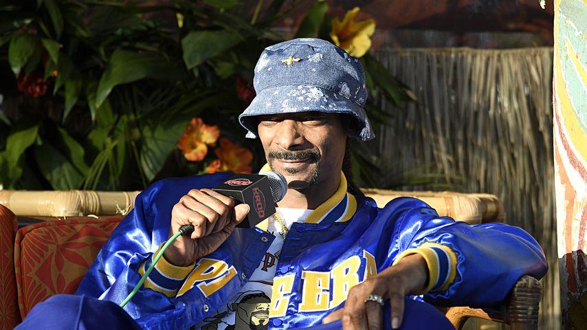 Snoop Dogg im Juni 2019
