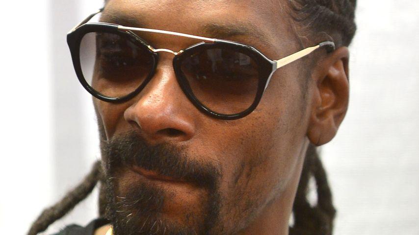 Am Boden zerstört: Snoop Dogg weint um seine tote Oma!