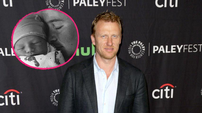 """Endlich Papa: """"Grey's Anatomy""""-Kevin McKidds Baby ist da"""