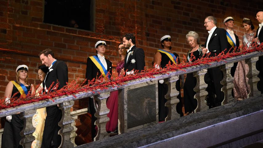 Irre Polter-Location: Hier feiern Sofia & Prinz Philip