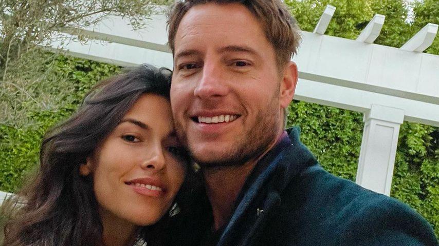 Sofia Pernas und Justin Hartley