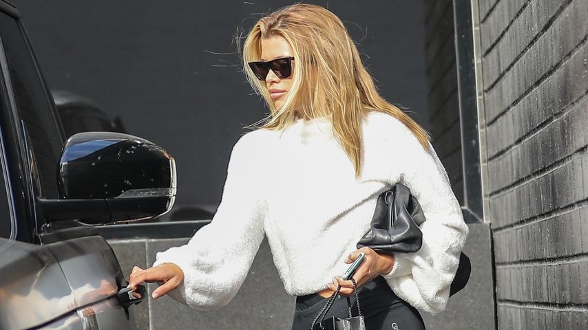 Sofia Richie in Beverly Hills