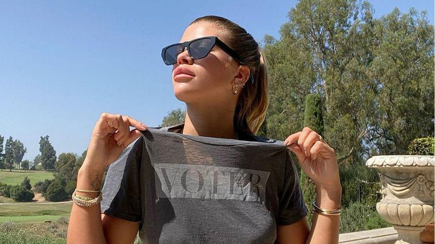 Sofia Richie im September 2020