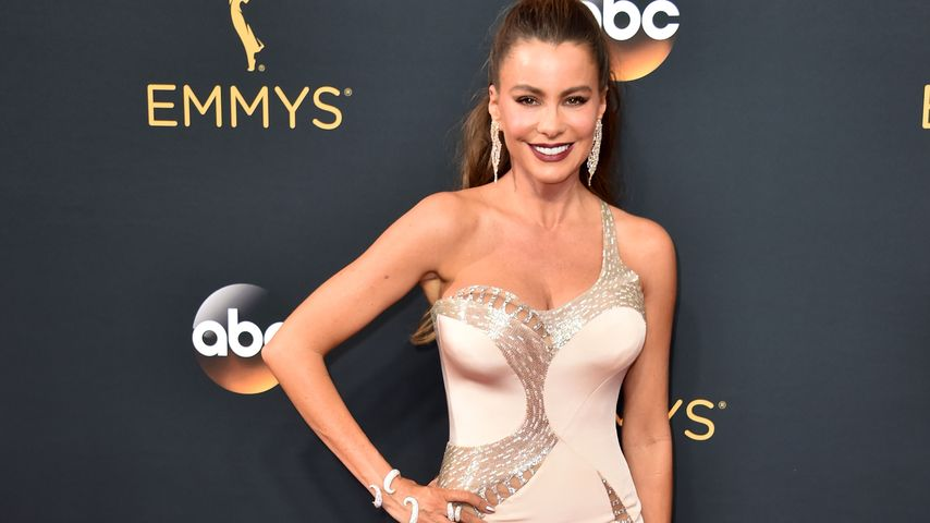 Sofia Vergara bei der Verleihung der Emmy-Awards in Los Angeles