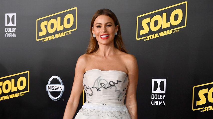 """Sofia Vergara bei der Premiere von """"Solo: A Star Wars Story"""""""
