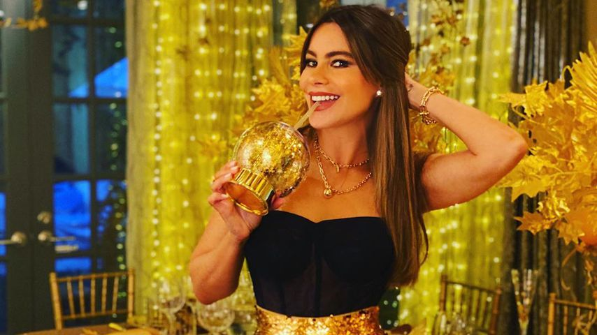Sofia Vergara im November 2019