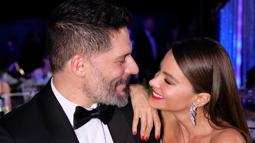 Joe Manganiello und seine Ehefrau Sofia Vergara