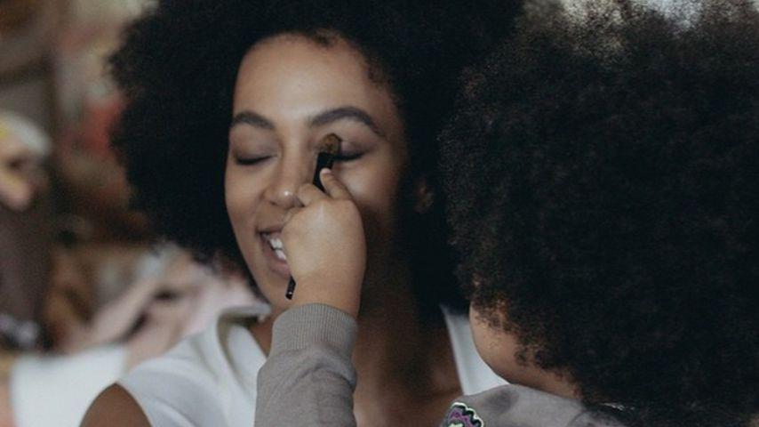Blue Ivy Carter und Solange Knowles
