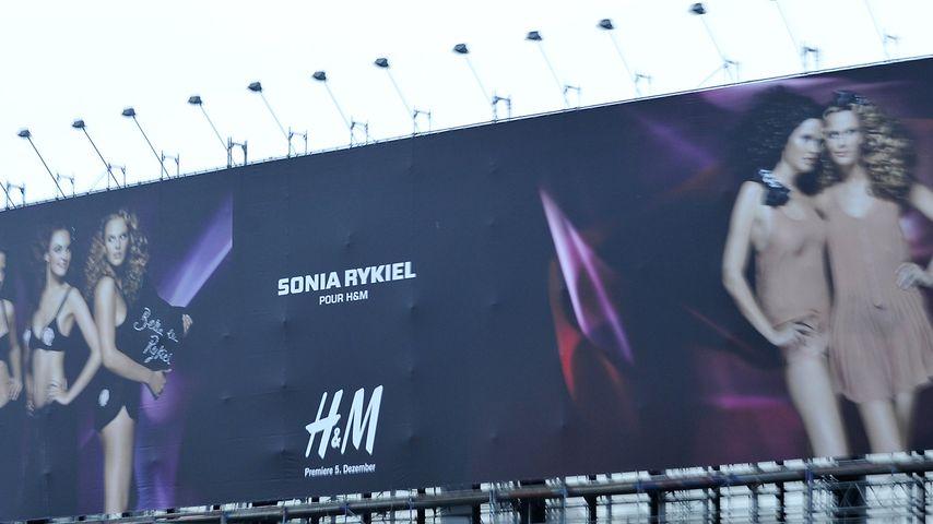 Sonia Rykiels Mode bei H&M