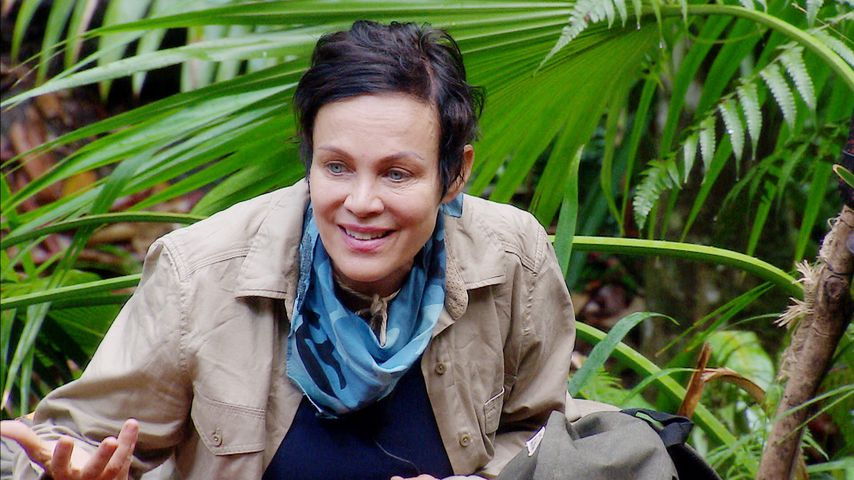 Sonja Kirchberger, Dschungelcamp Tag 6