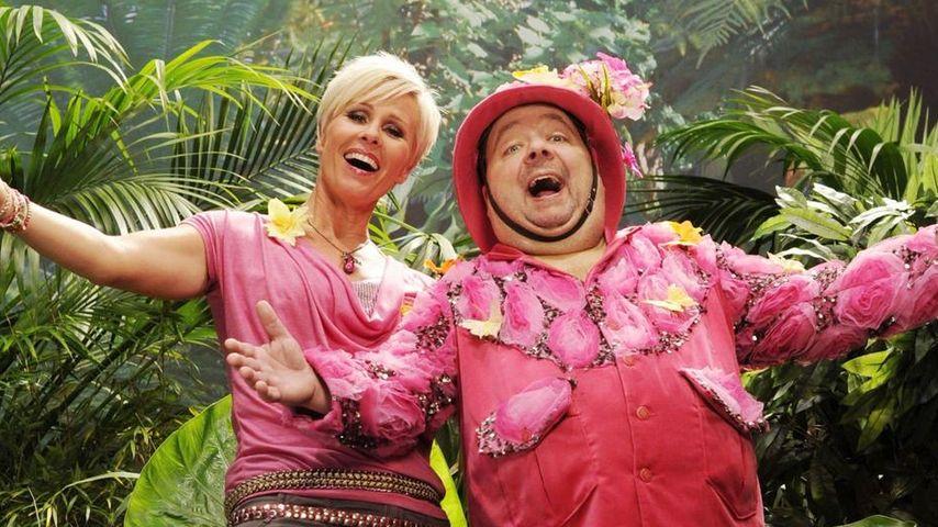 Sonja Zietlow und Dirk Bach