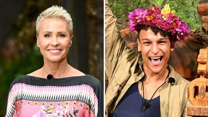 Premiere: Sonja Zietlow weint wegen Dschungelkönig Prince