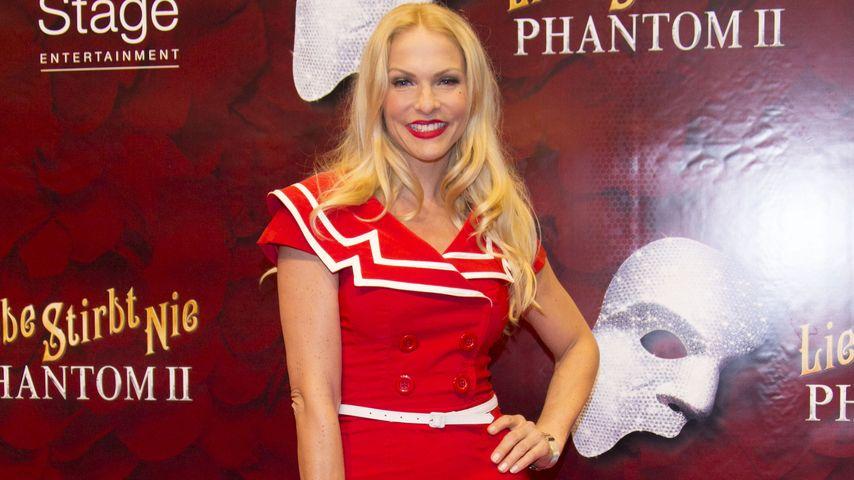 """Sonya Kraus bei der Premiere von """"Phantom der Oper II"""" in Hamburg"""