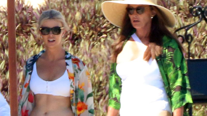 Caitlyn Jenner & Vielleicht-Freundin Sophia im Bikini-Urlaub
