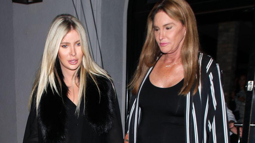 Sophia Hutchins und Caitlyn Jenner in Los Angeles
