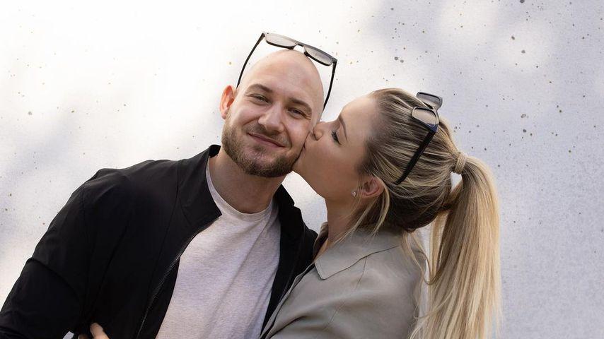 Sophia Thiel mit ihrem Freund Raphael
