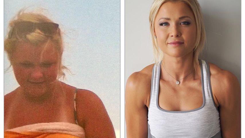 30 Kilo weniger: Fitness-Star Sophia Thiels krasser Wandel!