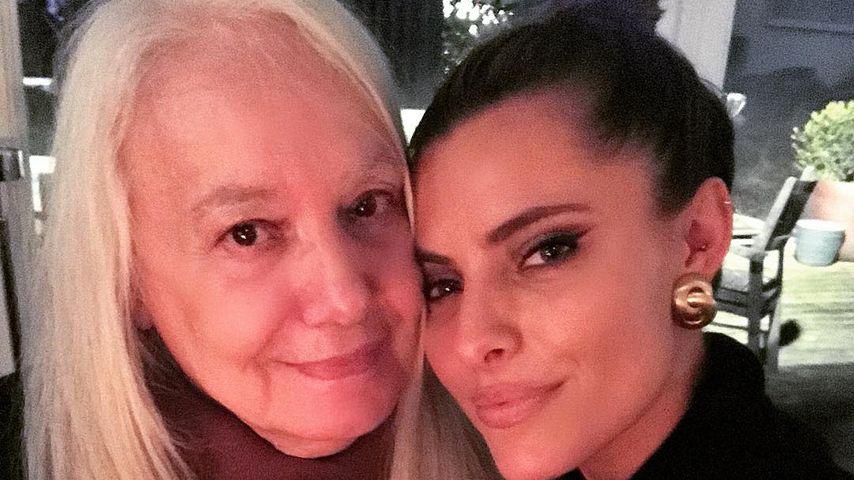 """Sophia Thomalla megastolz: Die """"schönste Omi der Welt"""""""