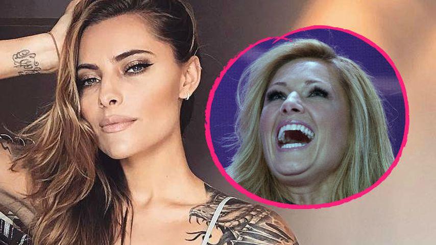 Sophia Thomalla: Dann kommt ihr Helene Fischer-Tattoo!