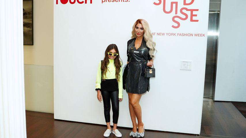 Sophia und Farrah Abraham in New York, September 2019