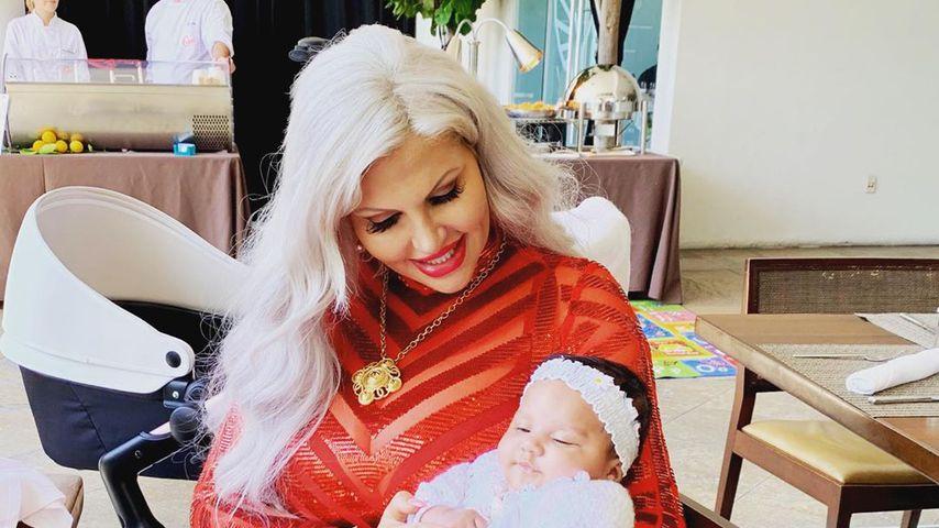 Sophia Vegas' Mutter lernte Enkelin Amanda erst jetzt kennen