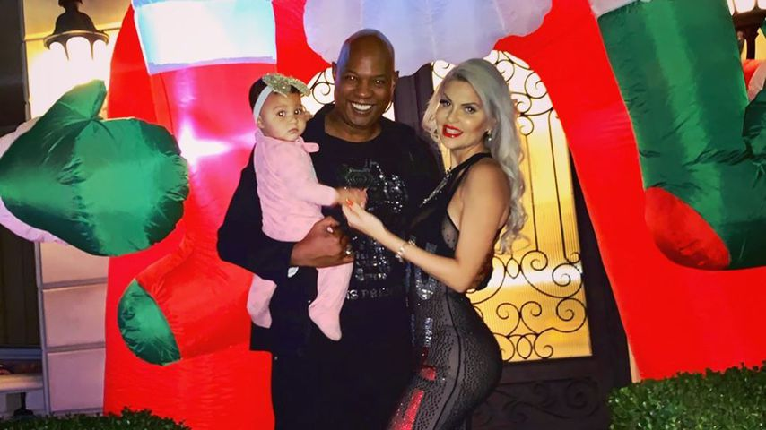 Süßes Family-Pic: Sophia Vegas wünscht Fans schönen Advent