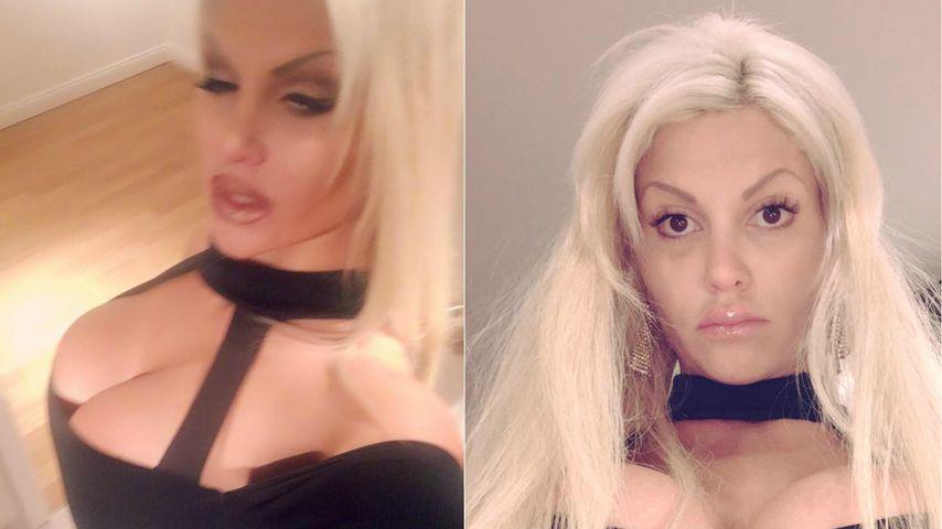 Lustige Selfie-Fails: Sophia Wollersheim mal gar nicht sexy