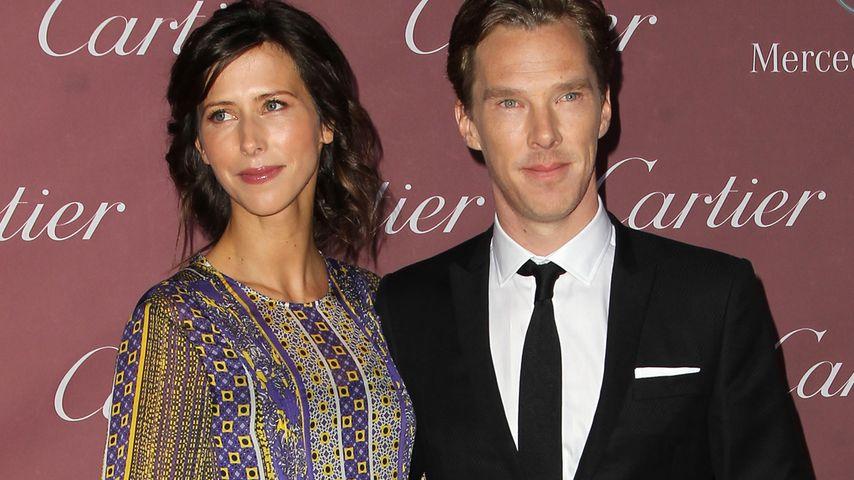 Benedict Cumberbatch: Freund bestätigt Baby-News