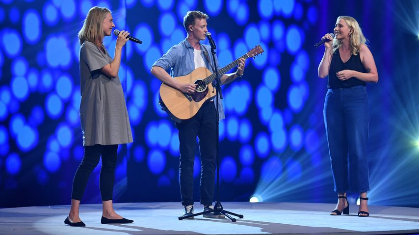 """Sophie, Lukas, und Tabea bei """"FameMaker"""""""