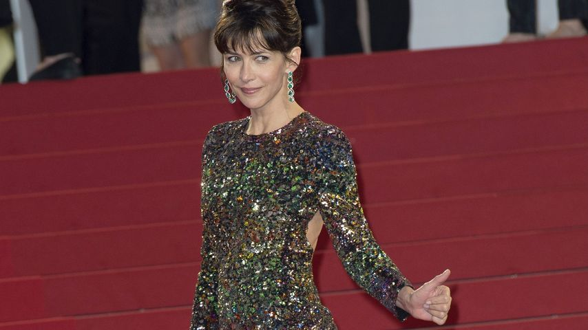 "Sophie Marceau auf der Premiere von ""Mountains May Depart"" in Cannes"
