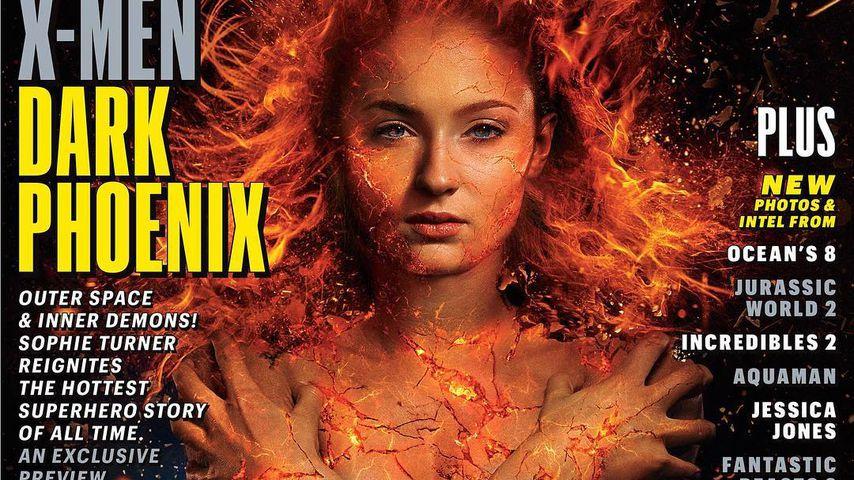 """""""X-Men"""": So heiß ist GoT-Star Sophie Turner als Dark Phoenix"""