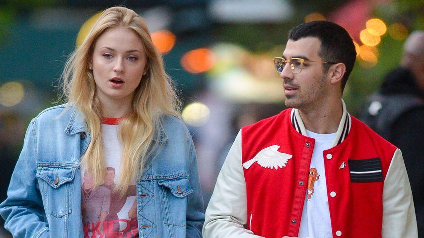Premiere: Sophie Turner spricht über ihren Freund Joe Jonas!