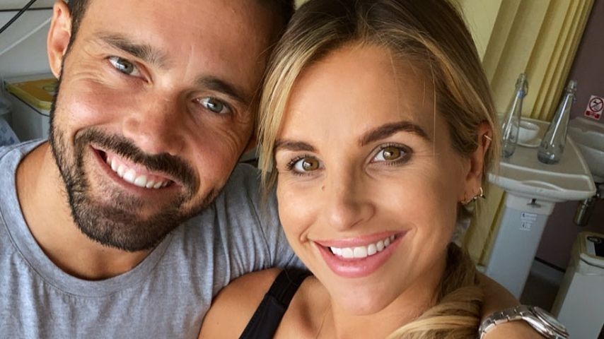 Spencer Matthews und Vogue Williams im Juli 2020