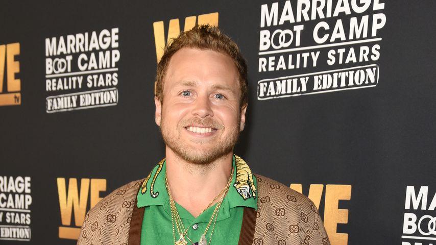 TV-Star Spencer Pratt